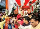 বান্ধবী নুপূর নাগরের সঙ্গে সাতপাকে ভুবনেশ্বর, দেখুন সব ছবি