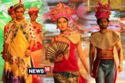 'ইকো ফ্রেন্ডলি' ফ্যাশনকেই তুলে ধরল INIFD কলকাতা শো