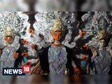সাবর্ণ রায়চৌধুরী পরিবারের দুর্গাপুজো, দেখুন ছবি