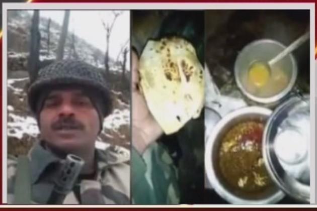 সেনার অস্বাস্থ্যকর খাবারের ছবি তুলে ধরায় কী হাল হল BSF জওয়ান তেজ বাহাদুরের!