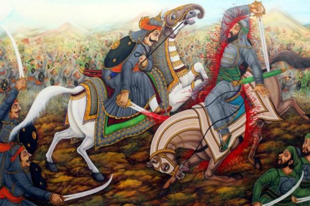 ৪৪১ বছর পর মহারাণা প্রতাপের কাছে হারতে চলেছেন আকবর