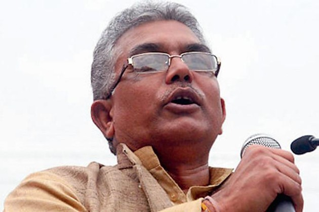 জুহি কাঁটায় দ্বিধাবিভক্ত বিজেপি, বারবার বয়ান বদল দিলীপ ঘোষের