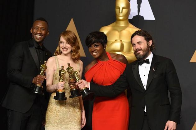 Oscars 2017: অস্কারের মঞ্চে সেরার শিরোপা পেলেন কারা?