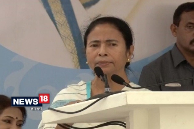 CBI দলের সবাইকে জেলে পুরলেও আমি থামব না : মমতা