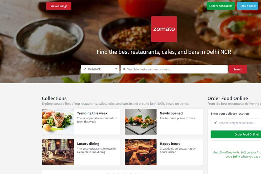 zomato-screen