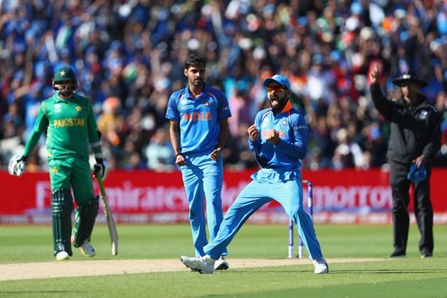 ভারত অধিনায়কের উল্লাস ৷ Photo Courtesy: Getty Images