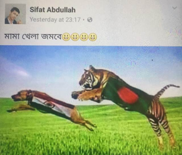 Bangladesh-fan