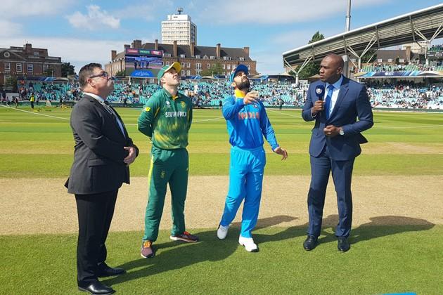 #ICCChampionsTrophy2017: ভারত-দক্ষিণ আফ্রিকা ম্যাচের LIVE স্কোর
