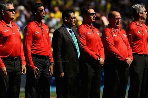 ICC Champions Trophy 2017: ভারত-পাক ফাইনাল ম্যাচের আম্পায়ার কাদের বাছল আইসিসি ?