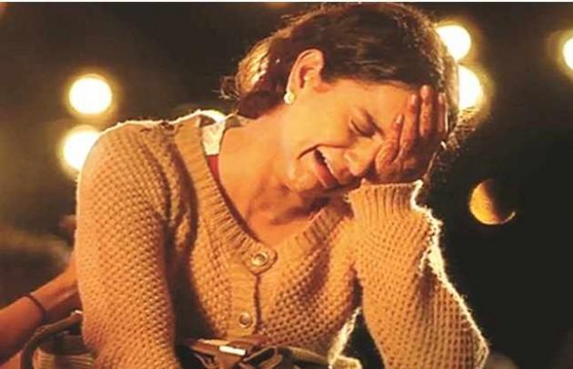 শ্যুটিং ফ্লোরে গুরুতর আহত কঙ্গনা, কপালে পড়ল ১৫ টি সেলাই !