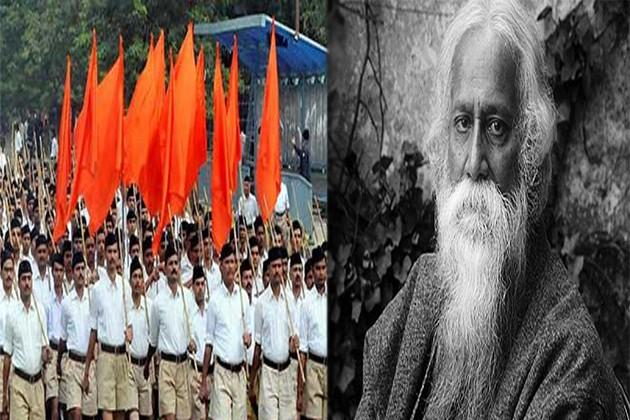 সিলেবাসেও এবার কাঁটছাট, RSS-এর কোপে এবার স্বয়ং রবীন্দ্রনাথ ঠাকুর