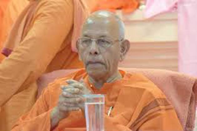 রামকৃষ্ণ মঠ মিশনের নতুন অধ্যক্ষ স্মরণানন্দ মহারাজ