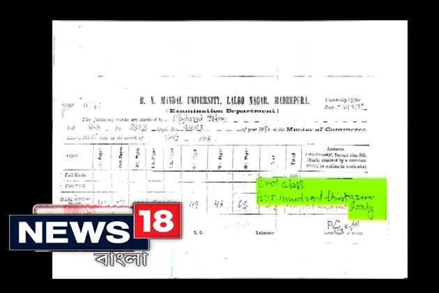 teacher fake certificate
