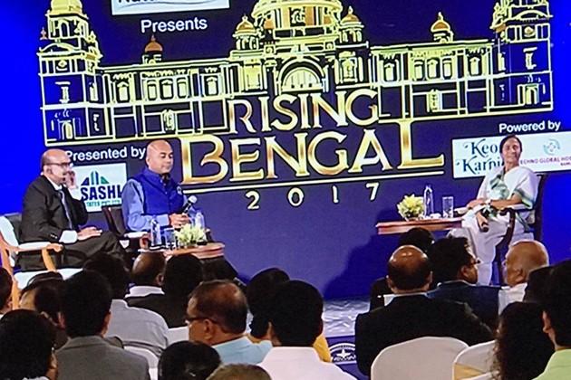 'কে প্রধানমন্ত্রী? মোদি না অমিত শাহ?' Rising Bengal-এর মঞ্চে প্রশ্ন মুখ্যমন্ত্রীর