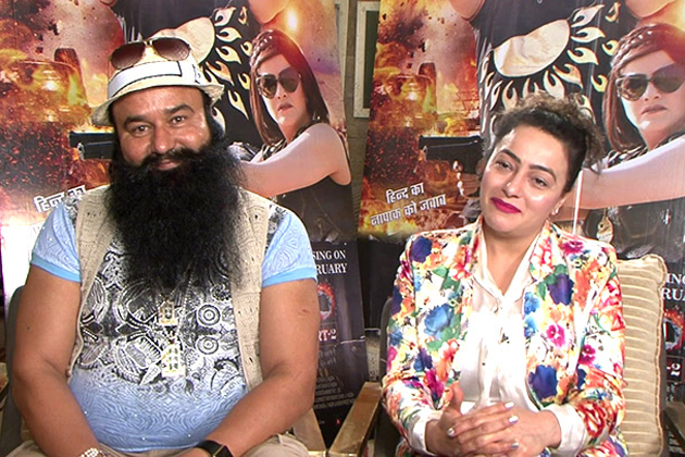 Gurmeet-Ram-Rahim-Singh-Honeypreet-Insan-EXCLUSIVE-Interview-For-Hind-Ka-Napak-Ko-Jawab-MSG-Lionheart-2-VDO