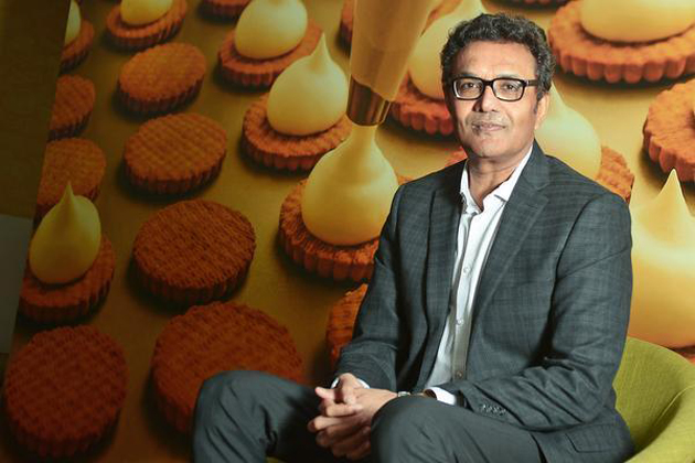 Varun Berry, Managing Director, Britannia Industries