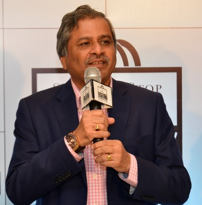 Govind Shrikhand, Customer Care Associate & Managing Director, Shoppers Stop Ltd