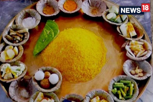 প্রতিমা,নৈবেদ্য, আবাহন থেকে বিসর্জন, অন্য বনেদি বাড়ির পুজো থেকে সম্পূর্ণ আলাদা দর্জিপাড়ার মিত্রবাড়ির পুজো