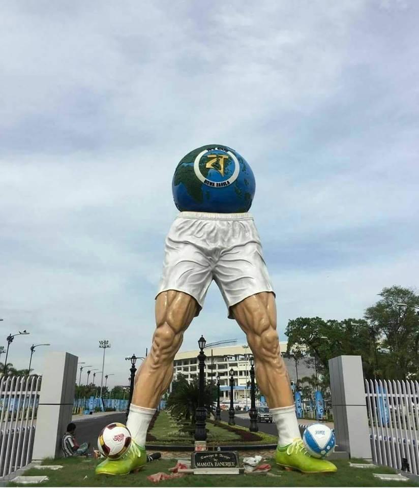 Saltlake Stadium Kolkata