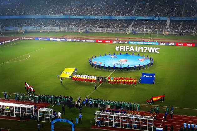 FIFAU17WC: দর্শকসংখ্যায় অতীতের সব রেকর্ডকে পিছনে ফেলল ভারত !