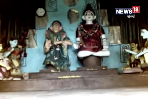 কালীপুজোর দিন এখানে মা কালীর সঙ্গেই পূজিত হন দেবী চৌধুরানি