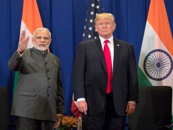 Prime Minister Narendra Modi and US President Donald Trump held a bilateral meeting in Manila, Philippines, today on the sidelines of the 31st ASEAN Summit or the Association of South-East Asian Nations, a 10-nation grouping besides India, that's expected to boost trade and defence cooperation.