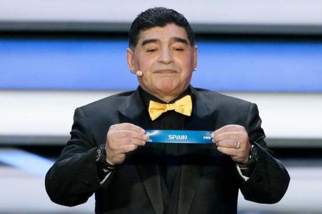 FIFA WC 2018: একই গ্রুপে স্পেন-পর্তুগাল, সহজ গ্রুপে ব্রাজিল, আর্জেন্টিনা