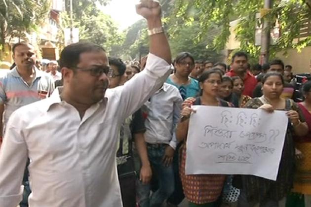 '' স্কুলে অপরাধকে প্রশ্রয় দিচ্ছেন প্রিন্সিপাল... ! '' অভিযোগ নির্যাতিত ছাত্রীর বাবার