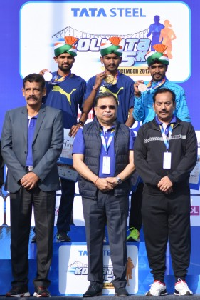 Pic 3 Overall Indian Men Winners at the PD Stage
