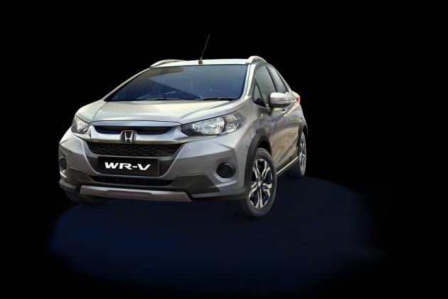 Honda WR-V Edge Edition