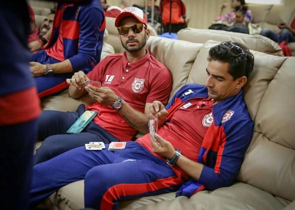 Photo Courtesy: Kings XI Punjab/Twitter Handle