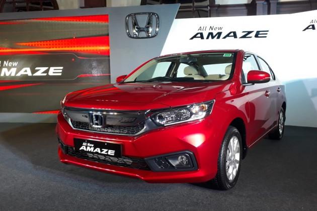 Honda- All New Amaze, 1