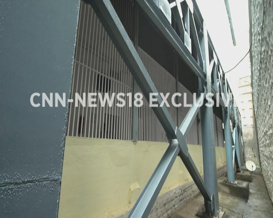 মুম্বই-এর অর্থার রোড জেল যেখানে বিজয় মালিয়াকে রাখা হবে (Image: CNN News18)