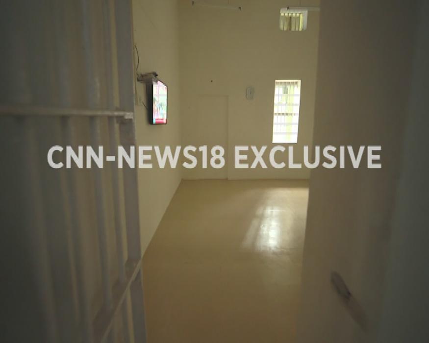 যেখানে বিজয় মালিয়াকে রাখার সিদ্ধান্ত হয়েছে সেখানে রয়েছে পরিস্কার টয়লেট, টিভি সেট, লাইব্রেরি (Image: CNN News18)