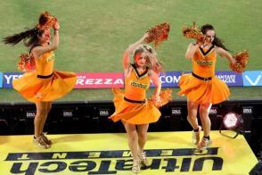IPL 2017: সানরাইজার্স হায়দরাবাদ ও কিংস XI পঞ্জাব ম্যাচ, দেখুন ছবি