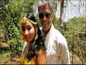 In Pics: মিলিন্দ সোমনের মেহেন্দি অনুষ্ঠান