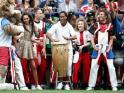 IN Pics: বিশ্বকাপের সমাপ্তি অনুষ্ঠান