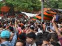 IN PICS: মেদিনীপুরে মোদির সভায় অস্থায়ী ছাদ ভেঙে দুর্ঘটনা, আহতদের দেখতে হাসপাতালে স্বয়ং প্রধানমন্ত্রী
