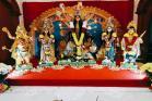 মালয়েশিয়া, সিঙ্গাপুরের মাটিতে জমে উঠল মা দুর্গার আরাধনা