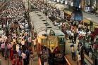 ভারতীয় রেলে ধামাকা, নোংরা প্ল্যাটফর্মের বদলে এবার স্টেশনেই থাকবে শপিংমল, মাল্টিপ্লেক্স