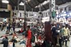 তাণ্ডব চালাচ্ছে 'ফেতাই', একাধিক ট্রেনের রুট বদল, চরম দুর্ভোগের মুখে যাত্রীরা