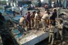 #Breaking: ব্রয়লার বিস্ফোরণে ভয়াবহ আগুনের কবলে চিনির কারখানা, ঝলসে মৃত্যু ৬ জনের