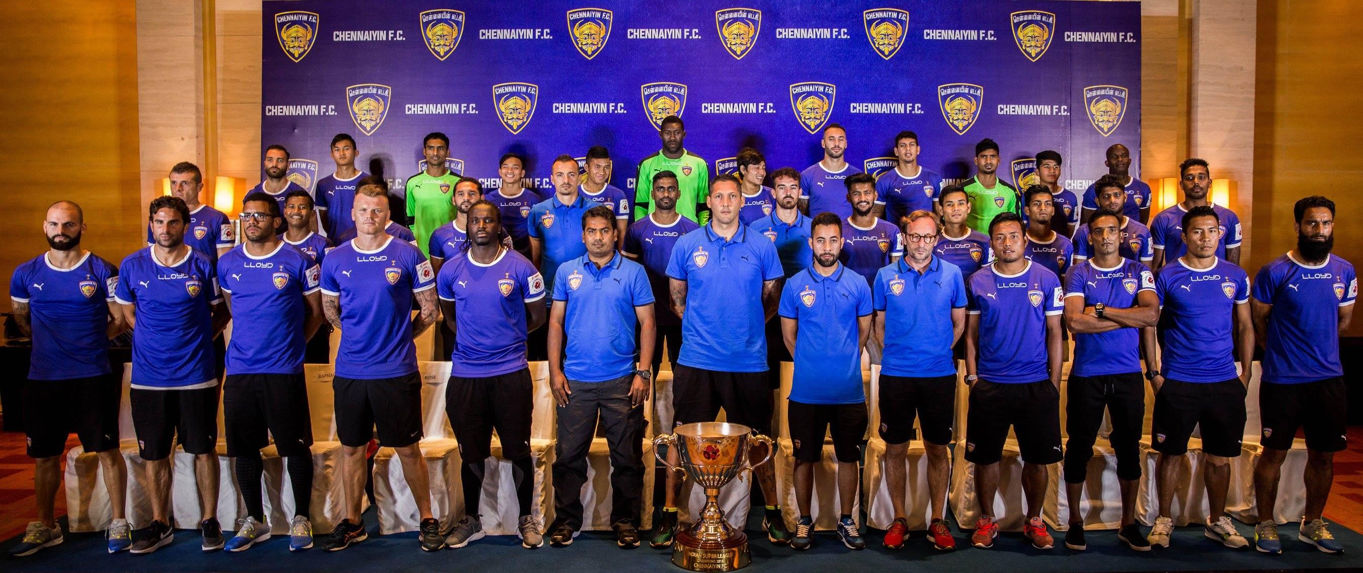 Photo Courtesy : Chennaiyin FC