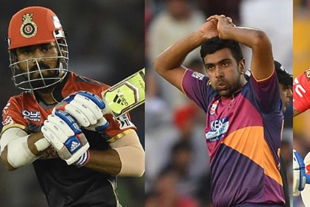 #IPL2017: অশ্বিন-রাহুল-ডুমিনিদের বদলি কারা ?