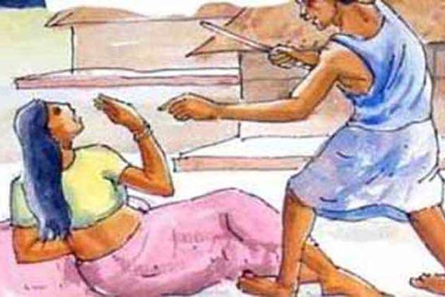 স্ত্রী-কে পিটিয়ে খুনের অভিযোগ স্বামীর বিরুদ্ধে !