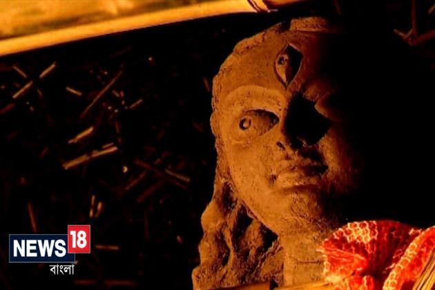 ৪১ পল্লির থিম সাম্প্রদায়িক সম্প্রীতি, ৭ রঙা রামধনুতে ৭ ধর্মের প্রতীক