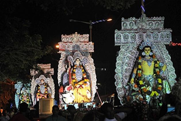আজ বিসর্জন কানির্ভাল, কোন পথে রেড রোড পৌঁছবে শোভাযাত্রা