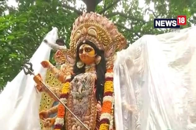 শারদ কার্নিভালে জমজমাট রেড রোড