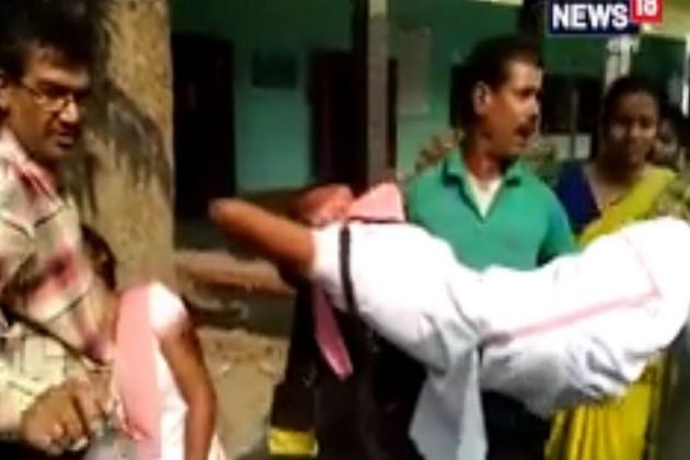 হলদিবাড়ির স্কুলে গ্রেনেড ফেটে আহত ৬৪ ছাত্রী