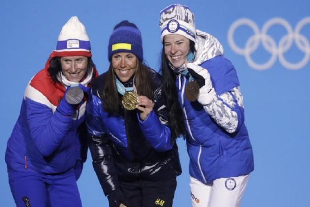 Winter Olympics 2018: পিয়ংচ্যাংয়ে প্রথম সোনা শার্লেট কালারের